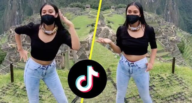 TikToker intenta grabar video en Machu Picchu pero al final no resultó como esperaba (VIDEO)