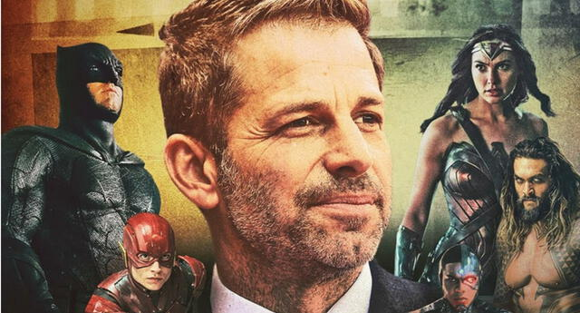 La era de Zack Snyder en las películas de DC Comics ha finalizado, según la CEO de WarnerMedia./Fuente: Seriestation.