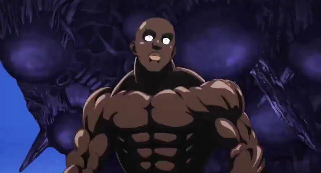 Los animes en la década de los 70 no era común crear personajes de raza negra.