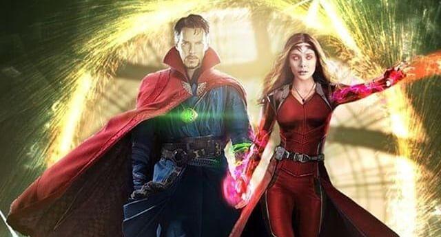 Gran filtración de la Fase 4 de Marvel para Dr. Strange, Scarlet Witch, Hawkeye y más