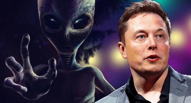 Elon Musk revela que no cree en los extraterrestres.