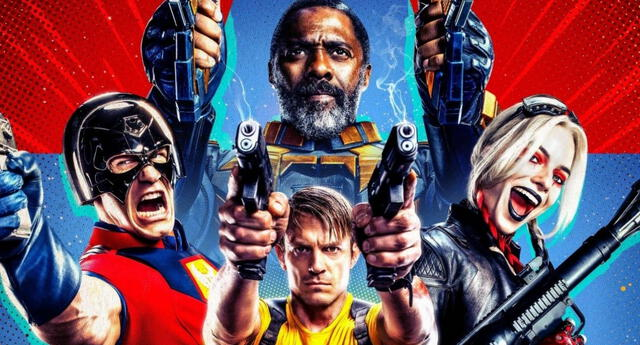 The Suicide Squad se estrenará en cines y a través de HBO Max el 6 de agosto de 2021./Fuente: Warner Bros.