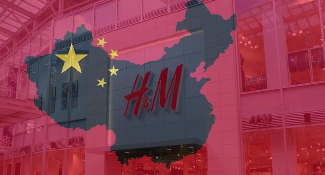 H&M ha sido boicoteado tras anunciar que no usará algodón de Xinjiang por acusaciones de uso de mano de obra esclava del Pueblo Uigur./Fuente: Genbeta.