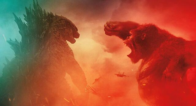 Godzilla vs. King Kong se consolida como el mejor estreno cinematográfico en todo el mundo durante la pandemia del COVID-19./Fuente: Warner Bros.