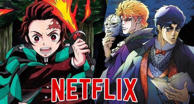 Estos son los animes que llegan a Netflix en el mes de abril 2021