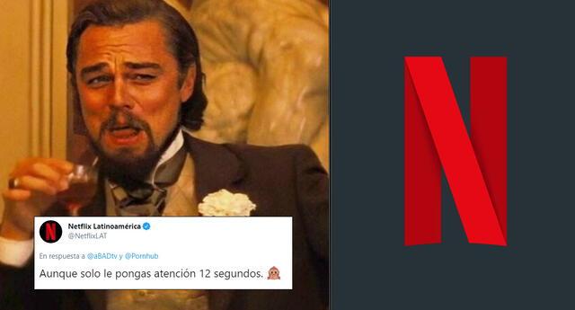 Usuario intentó trolear a Netflix pero pero terminó siendo al revés.