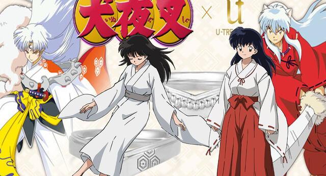 Hanyo no Yashahime: Ahora puedes comprar anillos al estilo Inuyasha y Sesshomaru
