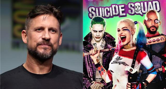 David Ayer aún cree que su versión de Suicide Squad puede llegar a ser lanzada por Warner Bros en un futuro./Fuente: Composición.