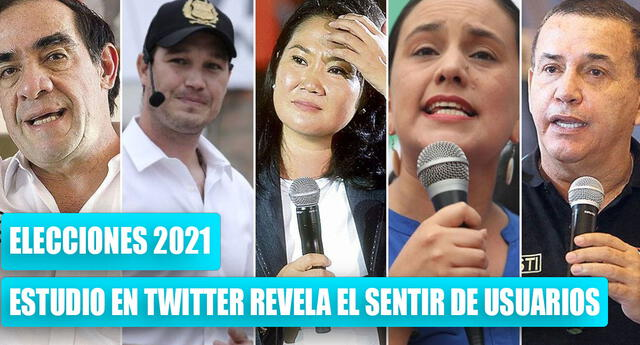 Las redes sociales y su rol en las elecciones presidenciales 2021.