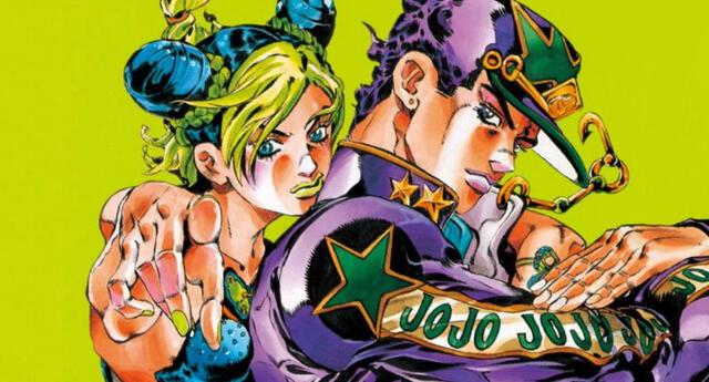 JoJo's Bizarre Adventure finalmente ha confirmado la adaptación animada de Stone Ocean, la sexta parte del manga./Fuente: Shueisha.
