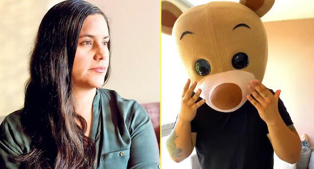 Osito Lima y su respuesta a Verónika Mendoza.