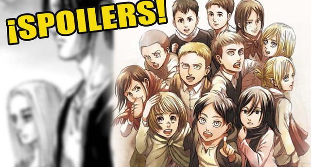 Shingeki no Kyojin: Spoilers revelan al padre del hijo de Historia ¿Quién es?