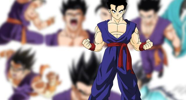 Gohan se hubiese visto así como protagonista de Dragon Ball Super: Broly