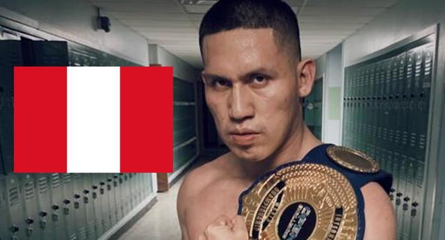 Rayo luchador peruano