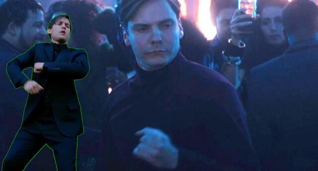 Actor del Barón Zemo confirma que su escena bailando fue improvisada y además cortada