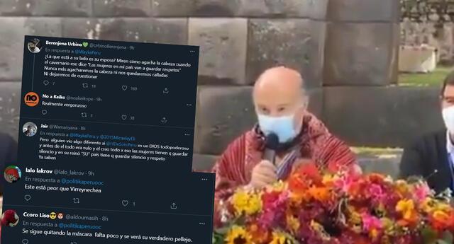 Viralizan vídeo de Hernando de Soto y frase machista