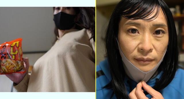 """""""Chiharu"""" revela la razón por la que se hizo pasar por una youtuber japonesa."""