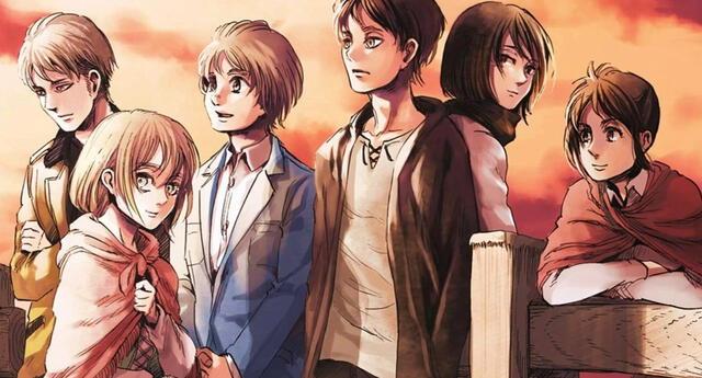 Shingeki no Kyojin: Las revistas que tenían el capítulo final se agotaron en minutos