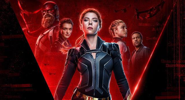 Black Widow: Esta es la fecha de estreno y costo de la película en Perú por Disney+