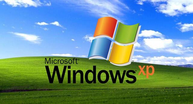 La imagen más icónicas de Windows XP en la actualidad luce así.