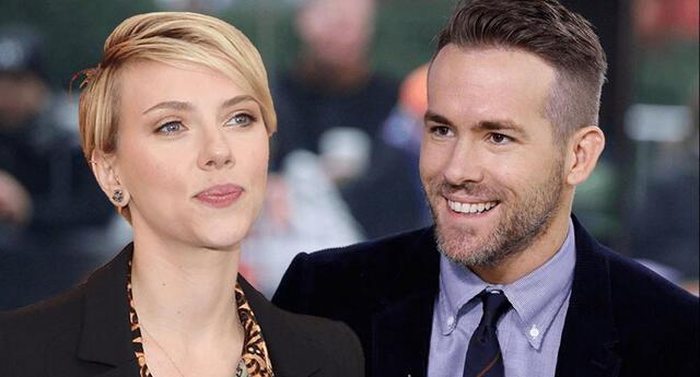 Ryan Reynolds no quiere trabajar nunca con Scarlett Johansson.