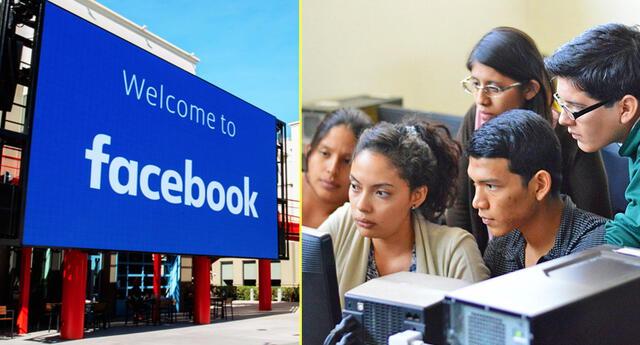 Facebook se encuentra en la búsqueda de jóvenes latinos.