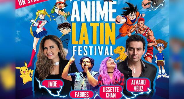Conoce el primer concierto anime por streaming a cargo de cantantes latinos.