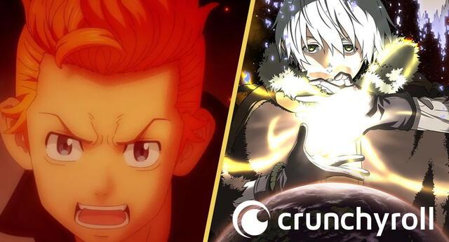Crunchyroll anunció el doblaje latino de nuevas series de anime