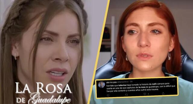 'Cancelan' a La Rosa de Guadalupe por retratar caso de violación de una youtuber famosa