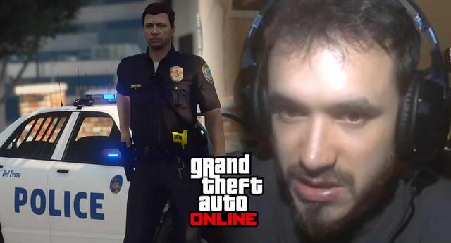 Wachinanii, un streamer español de GTA Online, interpretó a un pedófilo en el servidor Marbella Vice y se ganó el repudio de las redes sociales./Fuente: Rockstar/YouTube.