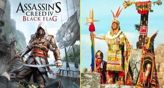 ¿El imperio incaico estaría en Assassin's Creed?