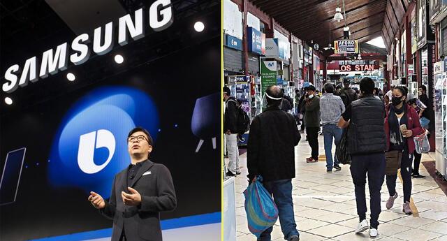 Samsung tendrá distribuidores oficiales en Mesa Redonda.