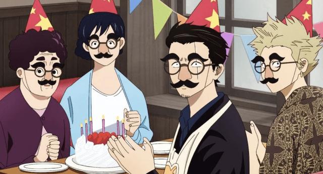 Pese a críticas, el anime del 'Yakuza amo de casa' se cola como la serie más vista de Netflix