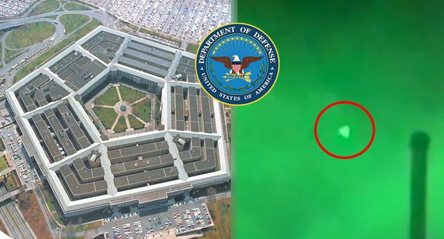 Pentágono confirma grabación de OVNI por parte de la Marina.
