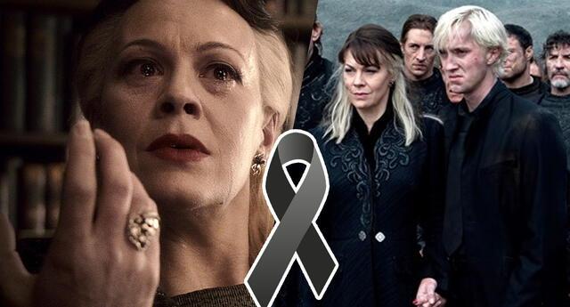 El fandom de Harry Potter está de luto, fallece Helen McCrory debido al cáncer