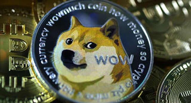 El precio de la Dogecoin se dispara en 200% y la moneda del perrito desata el temor