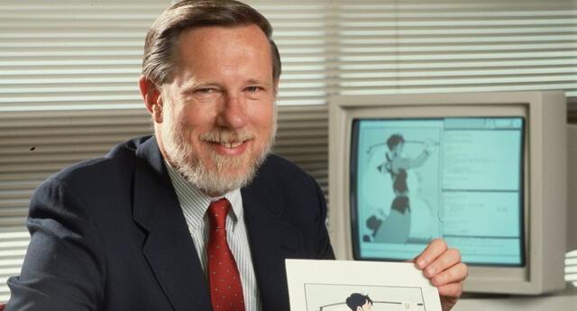 Charles Geschke fue el cofundador de Adobe y uno de los principales desarrolladores de sus mejores tecnologías./Fuente: Getty Images.