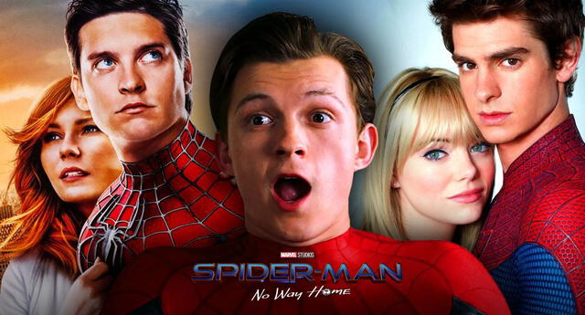 Revelan supuesta trama de Spider-Man: No Way Home.
