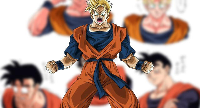 Dragon Ball Super: Así se hubiese visto Gohan del Futuro y es imparable