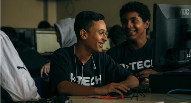 IBM ofrecerá diversos cursos gratuitos a través de su plataforma de aprendizaje Open P-Tech./Fuente: IBM.