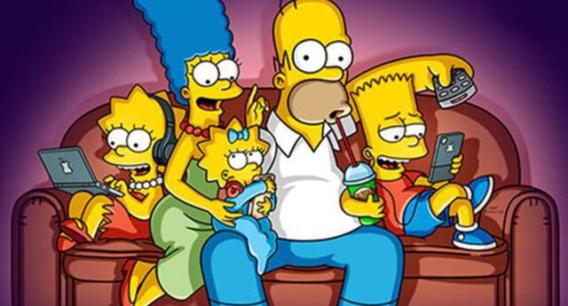 ¡Sorprendente! ¿Nueva predicción de Los Simpsons para este 2021?