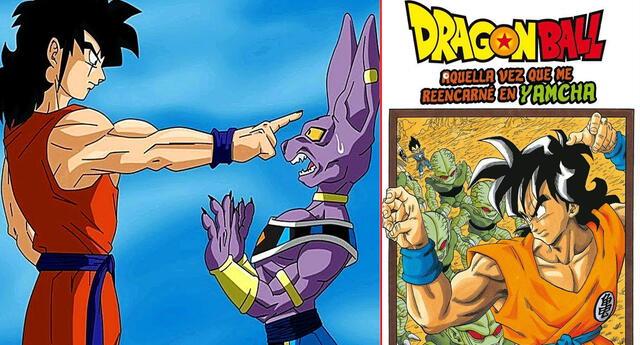 El manga spin-off de Dragon Ball que tiene a Yamcha como protagonista.