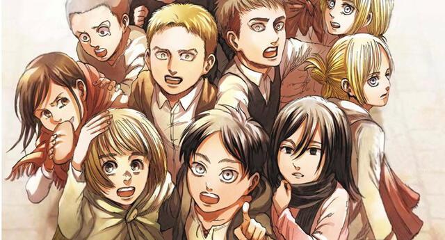 Shingeki no Kyojin: Más de 7 mil fans hacen campaña para cambiar final del manga