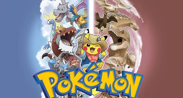 ¡Aprende paleontología con Pokémon! La franquicia realizará una exposición con esqueletos de tamaño real