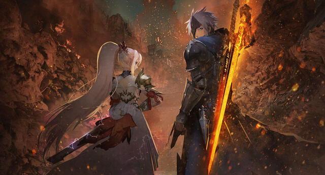 Tales of Arise será estrenado el 10 de septiembre en todo el mundo para PS4, Xbox One y PC; además de versiones posteriores para PS5 y Xbox Series X/S./Fuente Bandai Namco.
