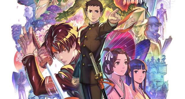 The Great Ace Attorney: Chronicles, precuelas de la saga, llegarán finalmente a Occidente del 27 de junio./Fuente: Capcom.