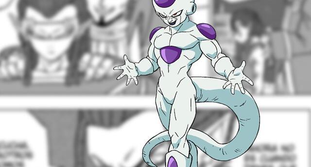 Dragon Ball Super nos sorprende y revela un villano aún más poderoso que Freezer