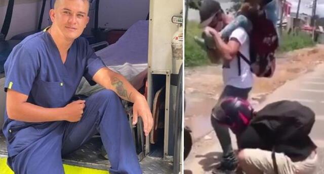 Influencer regaló zapatos a un inmigrante, pero murió trágicamente luego de  unos minutos
