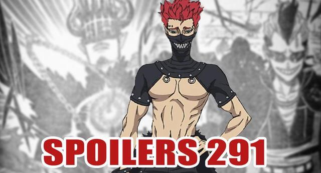 Black Clover 291 Spoilers: Magna y Zora llegan a el campo de batalla ¿Contra quién se enfrentan?