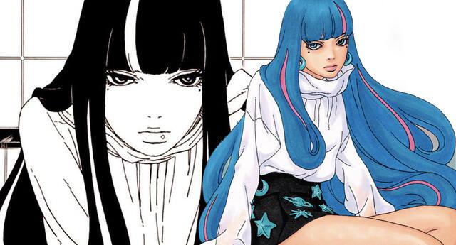 ¡Hinata ya pasó de moda! Ada es la nueva favorita de los fans de Naruto
